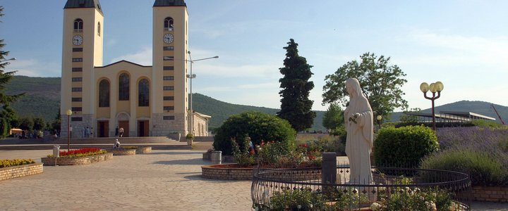 Shrine Medjugorje