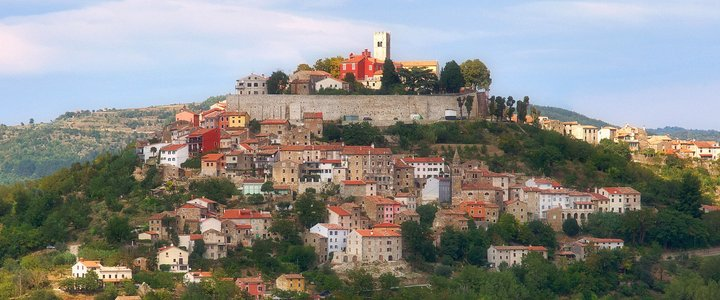 The Magic of Istria tour