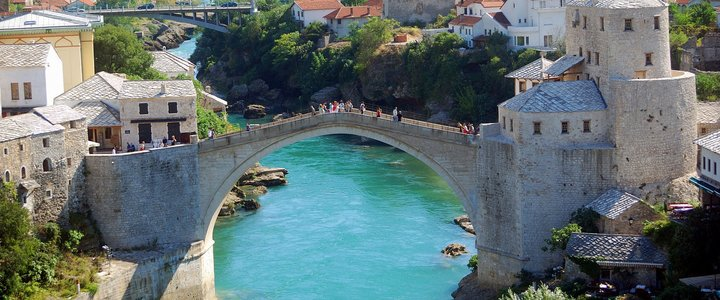 Grand Tour of Croatia & Bosnia